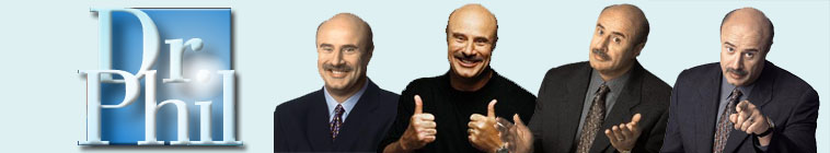 Talk show in which Dr. Phil McGraw invites guests to confront their problems.